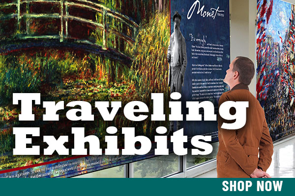 Shop Our Traveling Exhibits
