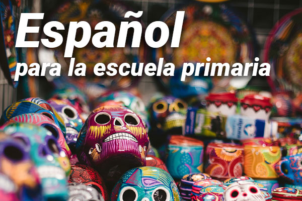 Shop Our Elementary Spanish Catalog