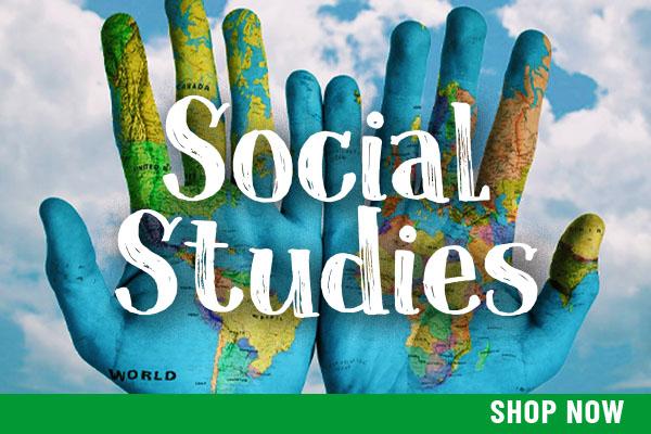 Shop Our Social Studies Catalog