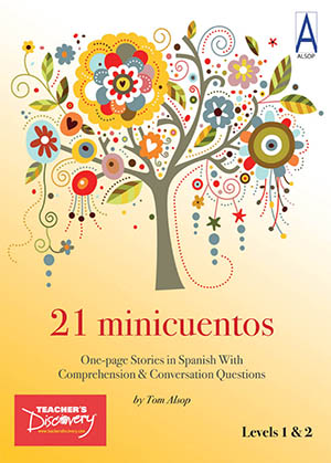 21 minicuentos (1B3680) by Tom Alsop