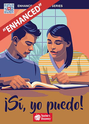Si, yo puedo! Enhanced Reader (1B6675) by Deb Navarre