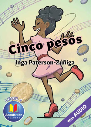 Cinco pesos (1B6820) by Inga Paterson-Zúñiga