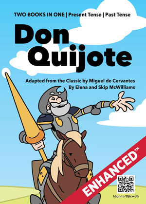 Don Quijote Enhanced™ Reader (1B6900)
